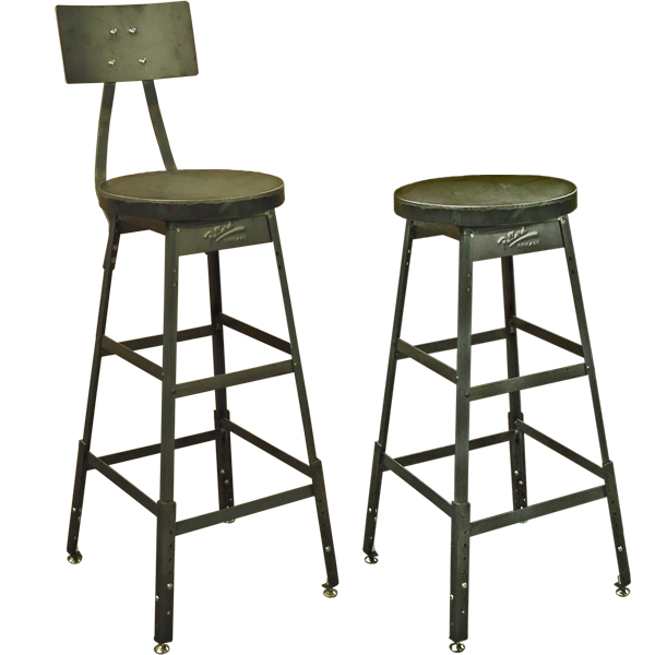 Custom Locker Room Stools
